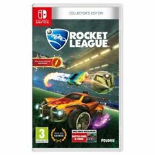 Rocket League Collectors Edition (Nintendo Switch) Brand New & Sealed