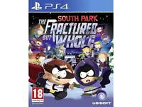 South park: The fractured but whole PlayStation 4 game