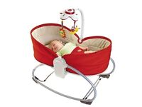 3in1 Tiny love rocker and napper