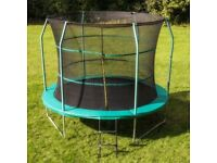 Brand New 10 ft Trampoline with Safety Net