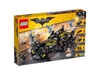 The LEGO Batman Movie The Ultimate Batmobile 2017 (70917)