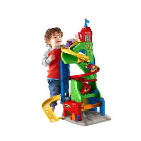 Fisher Price-Little People Sit 'n Stand Skyway Playset