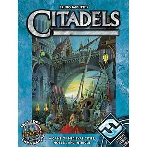 NEW CITADELS CARD GAME Bruno Faidutti 104239794