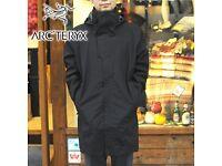 Arcteryx trench waterproof jacket