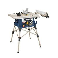 """RYOBI 10"""" PORTABLE TABLE SAW / STAND #RTS21 BRAND NEW-BEST OFFER"""