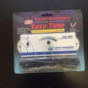 Easy tune caravan TV signal finder -HAPPY WANDERER Para Hills West Salisbury Area Preview