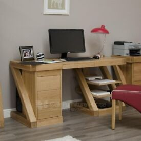 New desks from £75 to £999, We have 14 to choose from in store now