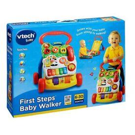 V-tech first walker