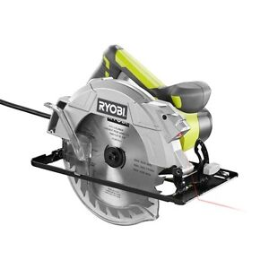 RYOBI 14 Amp, 7 1/4-inch Circular Saw with Laser