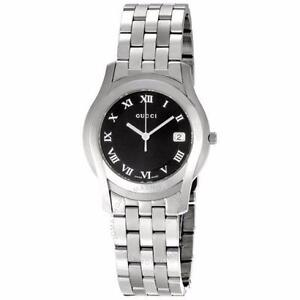 Gucci Mens 5500 Series Watch