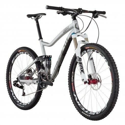 Avanti - Vapour 26.3 Full Sus Mountain Bike, Frame size Large | in ...