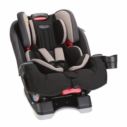 NEW GRACO MILESTONE CAR SEAT GROUP 0 1 2 3