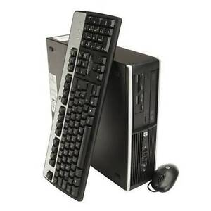 QUAD CORE HEWLETT PACKARD ELITE 8000 FOR JUST $299! Annerley Brisbane South West Preview