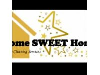 Home sweet home cleaning and ironing services