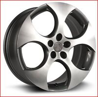 Roues (Mags) Hiver GTI 18 pouces 5-112 (volks)