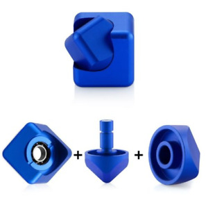 3D Infinity Cube Spinner- Amazingly Long Spinning Time, Stress