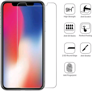 Iphone x and xs tempered glass screen protector