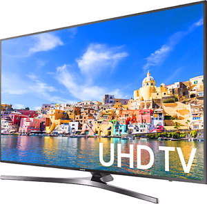 "Samsung 43""4K UHD TV 7000 series"