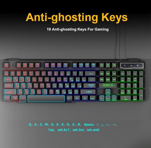 Gaming keyboard &Mouse combo PC XBOX & PS4 Compatible | in Hull, East  Yorkshire | Gumtree