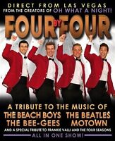 FOUR BY FOUR At the Yates in Lethbridge