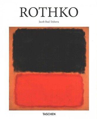 Mark Rothko Pictures (Mark Rothko : 1903-1970: Pictures As Drama, Hardcover by Baal-Teshuva, Jacob,... )