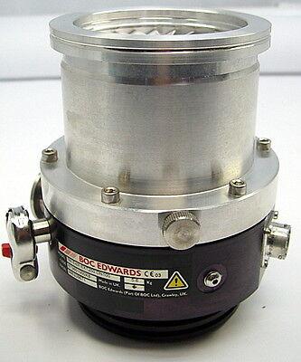 Edwards Std Exch Ext250 Dn100 Turbomolecular Turbo Vacuum Pump B73601000xs