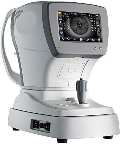 Auto Refractometer Auto Refractor Optometry with Keratometer FDA Registered