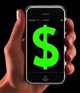 WE BUY PHONES! New, used, and broken - instant cash on the spot! Surfers Paradise Gold Coast City Preview