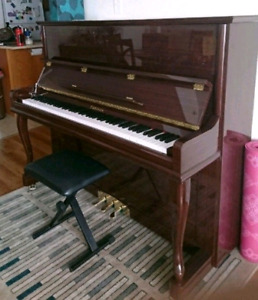 upright piano - Pending Pick Up