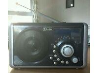 Freeplay Devo DAB Digital and FM Radio