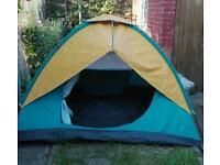 Tent 3 man pro action