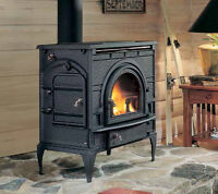 Dutchwest Wood Burning Catalytic Cast Stoves - CLEARANCE SALE