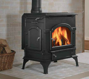 Large DutchWest Wood Stove