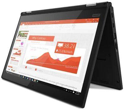 Lenovo Thinkpad L380 Yoga Touch i5-8350u 1.7GHz 256GB SSD 8GB 13.3 FHD W10P 0620
