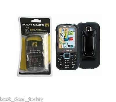 OEM Body Glove Rubber Snap On Case Cover For Samsung Intensity 3 U485 Verizon Body Glove Rubber Covers