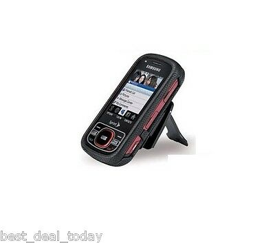 Body Glove Snap-On Rubber Case For Samsung M550 Exclaim (Exclaim M550 Snap)