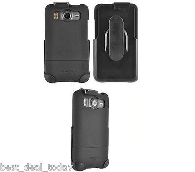 SEIDIO Combo Holster Case For Htc Inspire 4g At&t Black