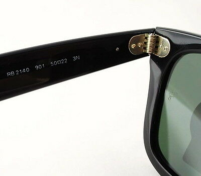 how to know if ray bans sunglasses are real  how to spot fake/replica ray ban wayfarer 2140