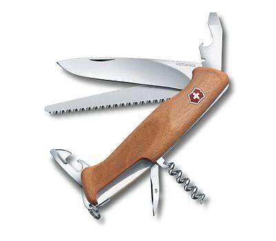 Victorinox Ranger Wood 55 Schweizer Taschenmesser Armeemesser Swiss Army knife