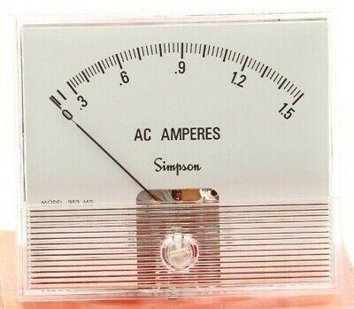 Vintage - Electrical Meter Tv-3-aaa-1r5