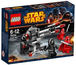 Lego Star Wars Battle Pack Lot 75034*5 ALL Brand New