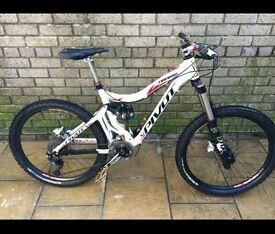 2013 Pivot Firebird XO mountain bike