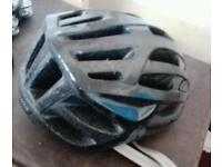 Specialized man's bike helmet