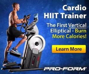 PROFORM HIIT TRAINER ON SALE AND IN STOCK AT LONDONS #1 FITNESS STORE94 BESSEMER COURT