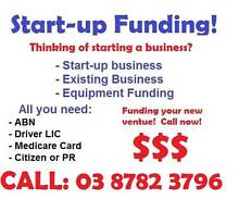 Funding for NEW and existing businesses! Melbourne Region Preview