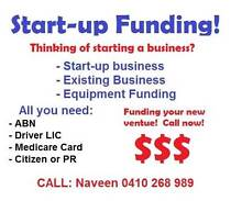 Start-up funding for new business! West Perth Perth City Preview