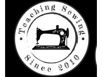 Beginners and Improvers Sewing classes book a block of 4 x2.5 hour classes for 45.00