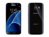 For sale like New Samsung Galaxy S7 Black Unlocked