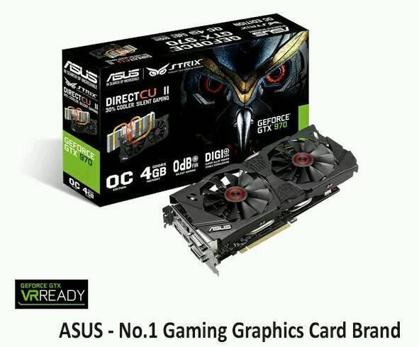 eSport's & VR Ready - Nvidia GTX 970 OC 4GB GDDR5 + Intel i5 Quad Core -  High Spec! | in Liverpool, Merseyside | Gumtree