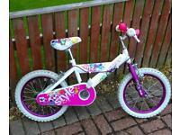 Huffy 16 inch girls bike